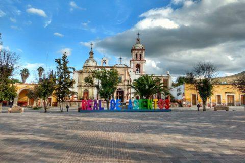 Real de Asientos Pueblo Magico, Aguascalientes